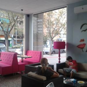 Pproyecto de aislamiento acústico en cafetería en Valencia