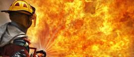 Protección pasiva estructural contra el fuego