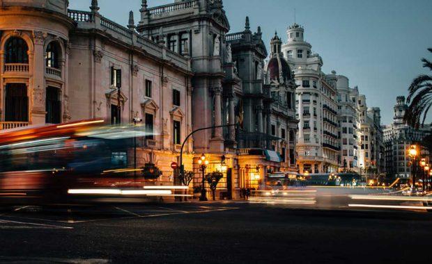 Meidas contra el ruido en Valencia